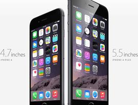 Apple презентовала iPhone 6 и iPhone 6 Plus
